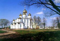 Экскурсии по золотому кольцу россии